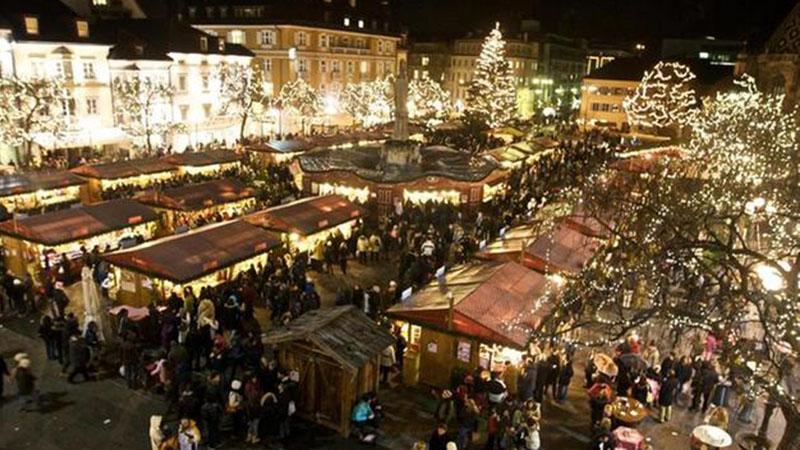 The Christmas Market is back in Bolzano